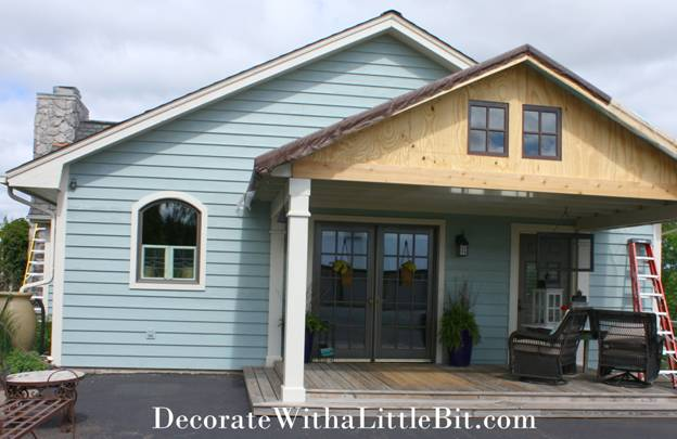 Our House: Painting the Exterior… How Can Choosing One Color be so Difficult?