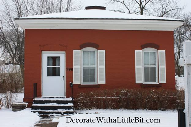 Little Brick Cottage: Complete Home Tour of Before & After