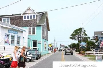 Visiting Ocracoke Island on the Outer Banks of North Carolina
