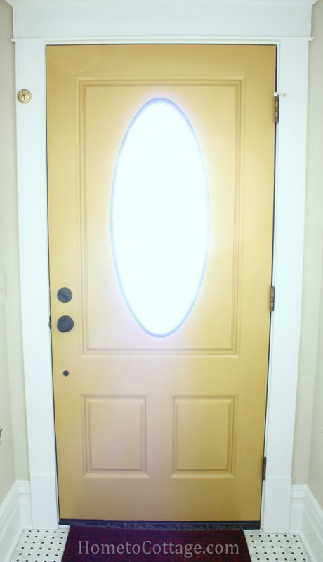 HometoCottage.com front door color
