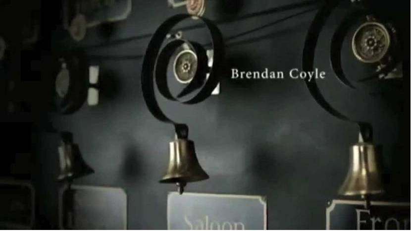 HometoCottage.com Butler's Bell on Downton Abbey