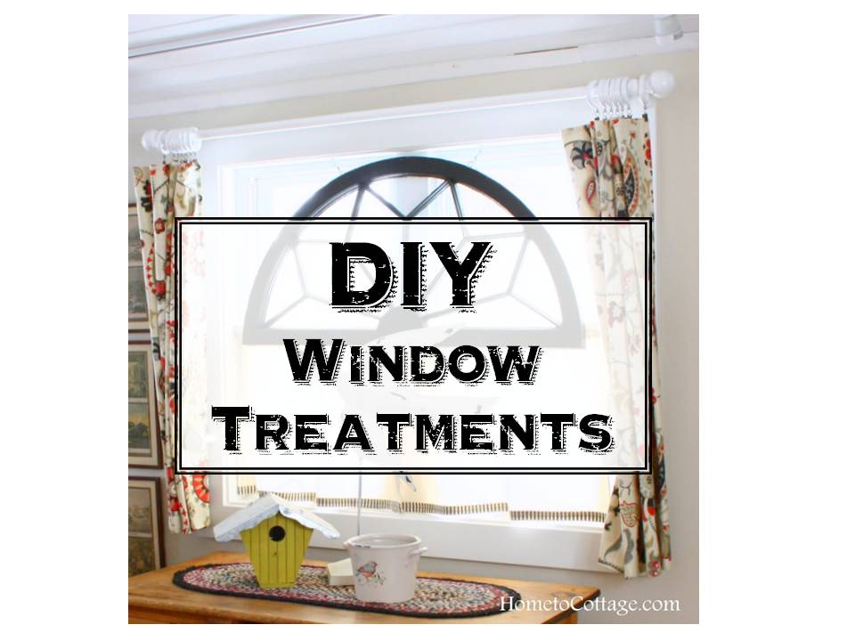 DIY Window Treatments, Step by Step
