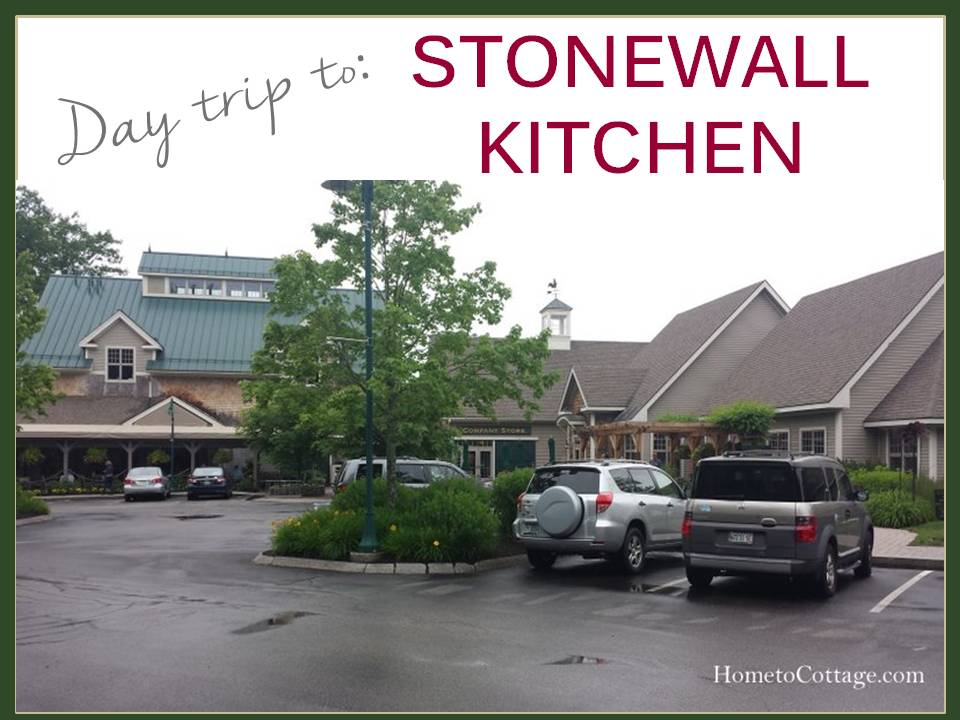 Day Trip to Stonewall Kitchen
