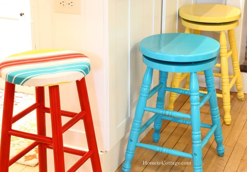 HometoCottage.com stools done
