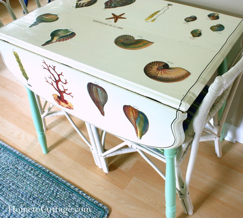 HometoCottage.com table and chairs