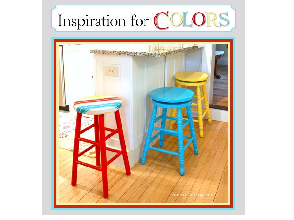 HometoCottage.com Inspiration for Colors