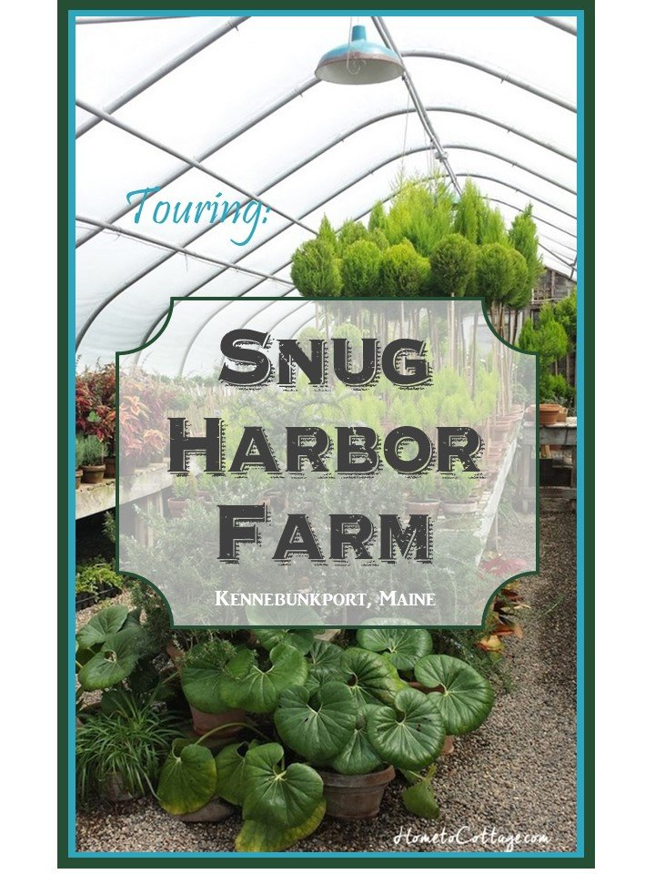 Touring: Snug Harbor Farm