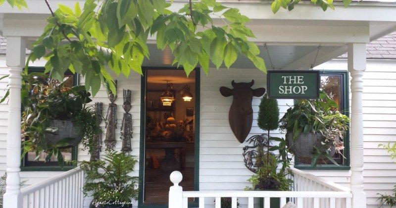 HometoCottage.com Snug Harbor Farm the shop