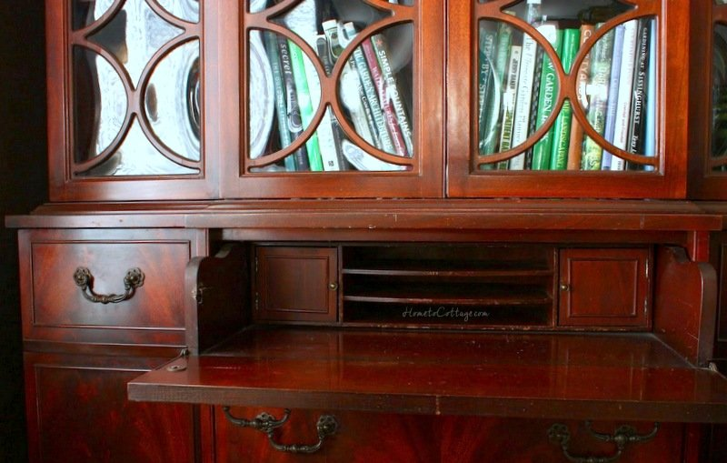 HometoCottage.com secretary drawer