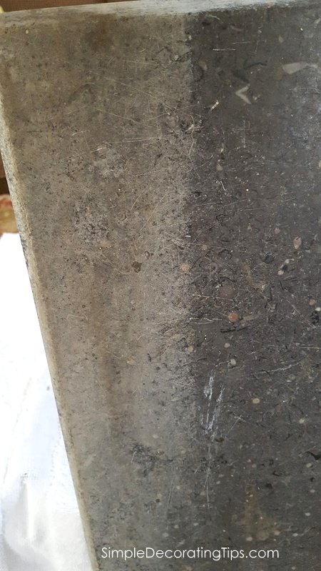SimpleDecoratingTips.com marble before refinishing
