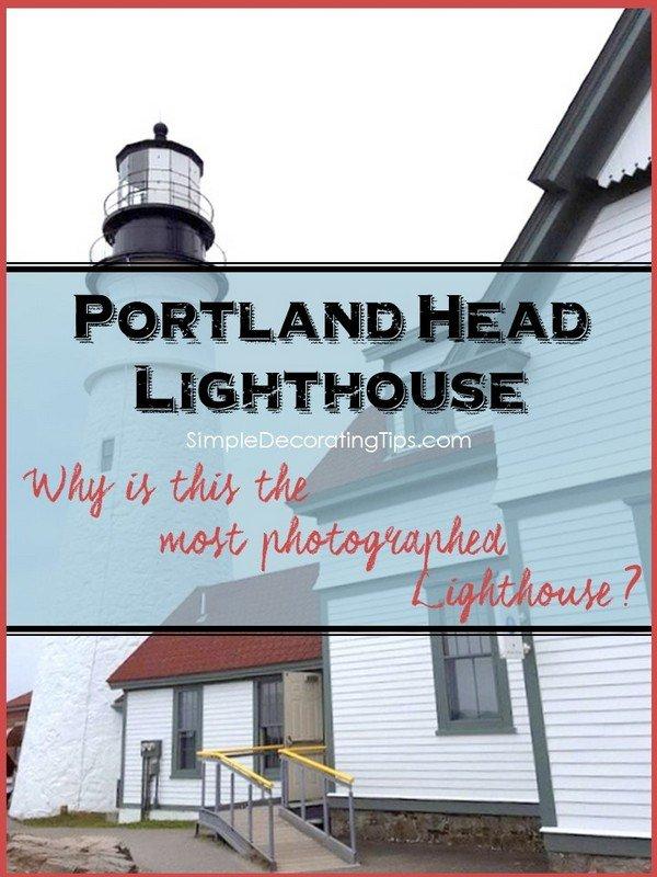 SimpleDecoratingTips.com Portland Head Lighthouse
