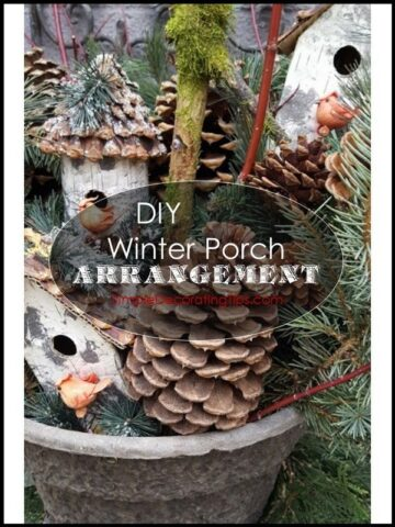 "<span class=""entry-title-primary"">DIY Winter Porch Arrangement</span> <span class=""entry-subtitle"">With a tip for where to find free greenery!</span>"