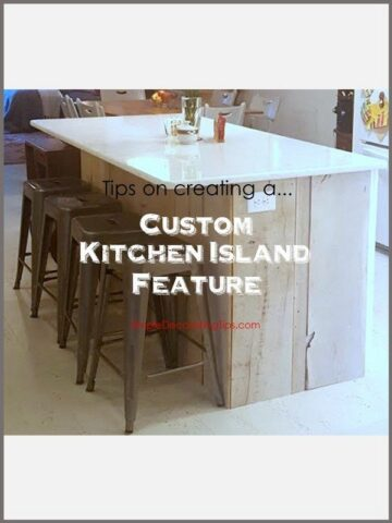 "<span class=""entry-title-primary"">Custom Kitchen Island Feature</span> <span class=""entry-subtitle"">Tips on creating a custom kitchen island feature</span>"