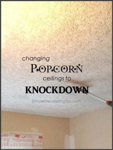 "<span class=""entry-title-primary"">Changing Popcorn Ceilings to Knockdown</span> <span class=""entry-subtitle"">and the simple steps to do it</span>"