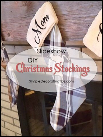 "<span class=""entry-title-primary"">DIY Christmas Stockings</span> <span class=""entry-subtitle"">Featuring a Step-by-Step video slideshow</span>"