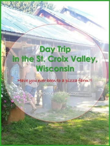Day Trip in the St. Croix Valley, Wisconsin
