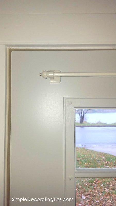 SimpleDecoratingTips.com How I Made Custom Curtains without a Sewing Machine