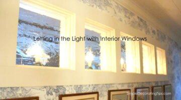 Interior Windows, Part 1