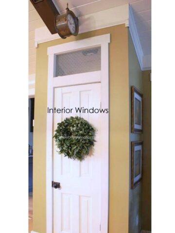 Interior Windows, Part 3