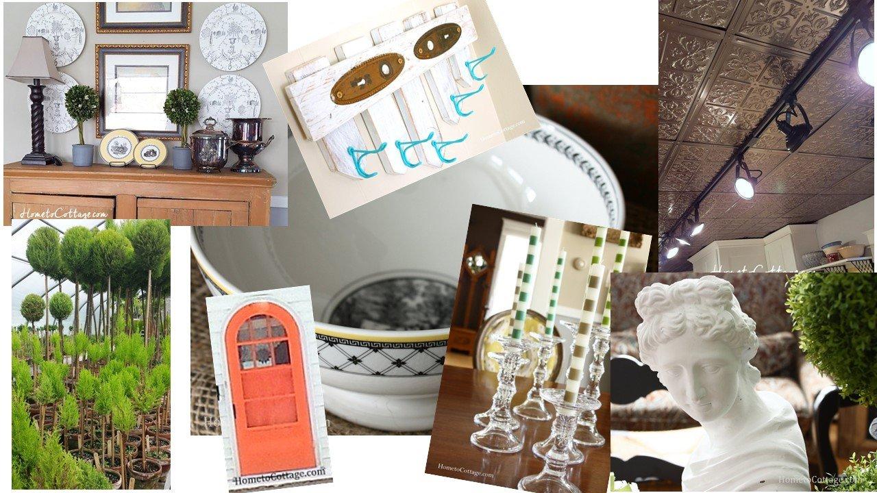 HometoCottage.com decorating details