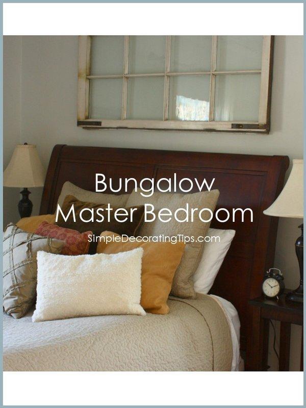 bungalow master bedroom simpledecoratingtips.com