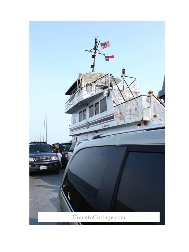 HometoCottage.com ferry