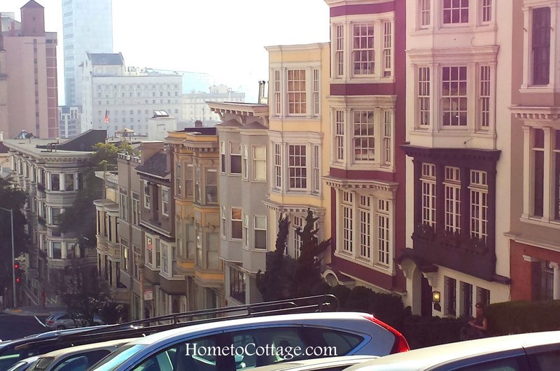 HometoCottage.com San Francisco hills