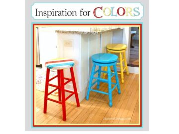 Inspiration for Colors