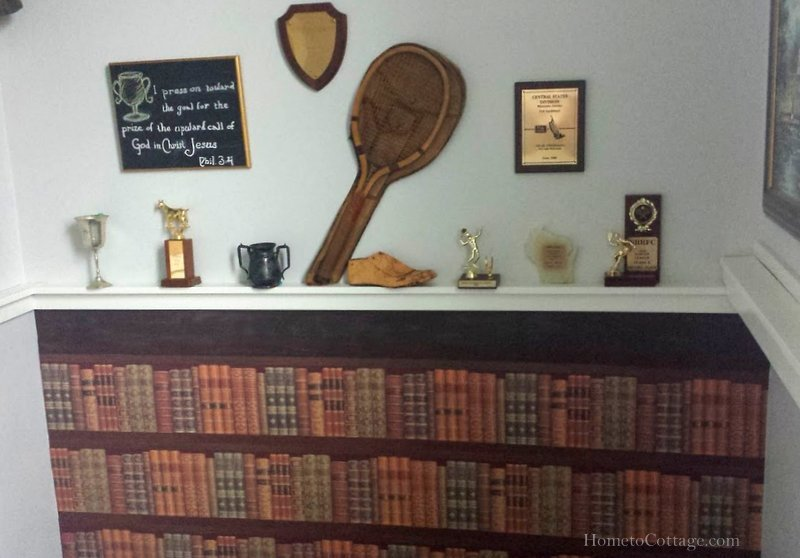 HometoCottage.com full trophy wall done