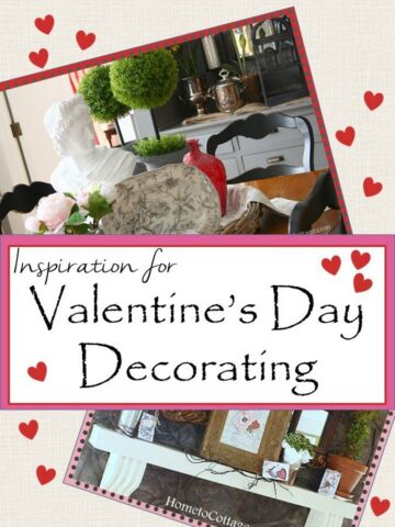 Valentine's Day Decorating Inspiration
