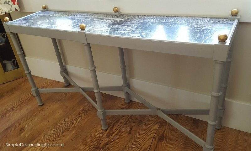 sofa table redo sofa table redo simple decorating tips