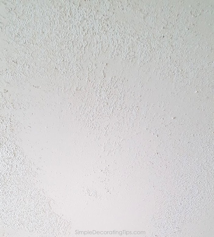Simpledecoratingtips Changing Popcorn Ceilings To Knockdown