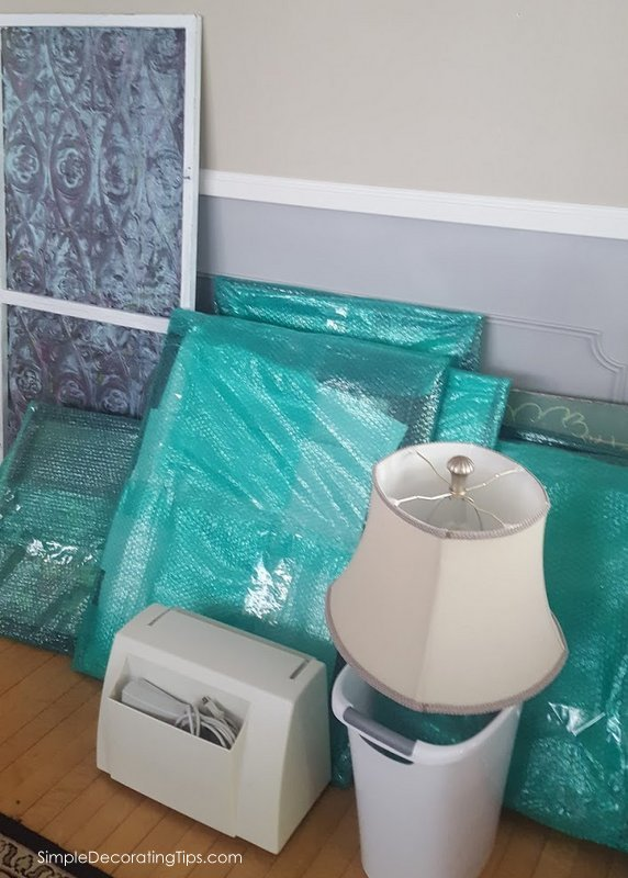 SimpleDecoratingTips.com Tips on Packing and Moving