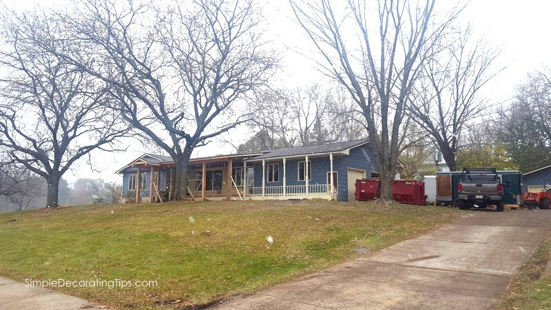 SimpleDecoratingTips.com Renovating a Whole House is a Lot!