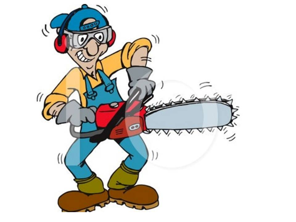 HometoCottage.com chainsaw guy