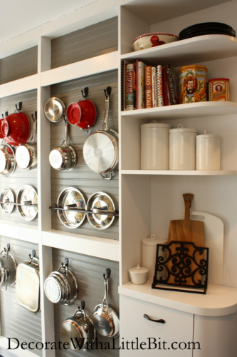 simpledecoratingtips pot rack