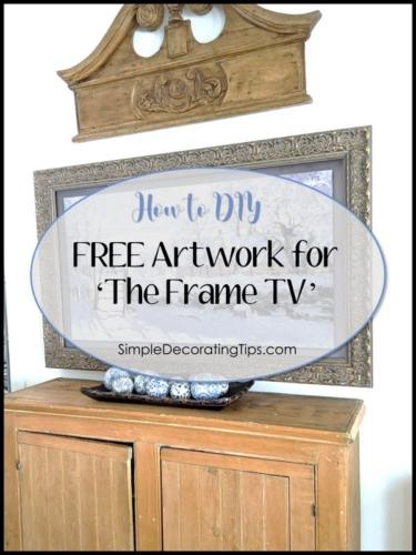 DIY-free-art-for-the-frame-tv