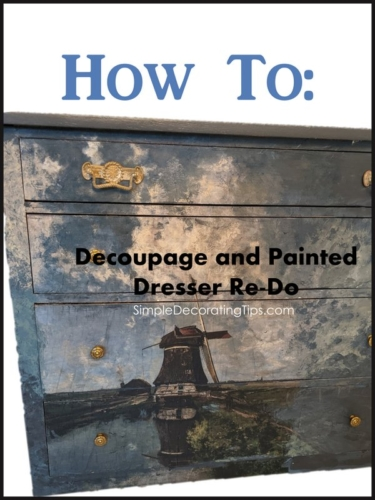 How-To-Decoupage-and-Painted-Dresser-ReDo