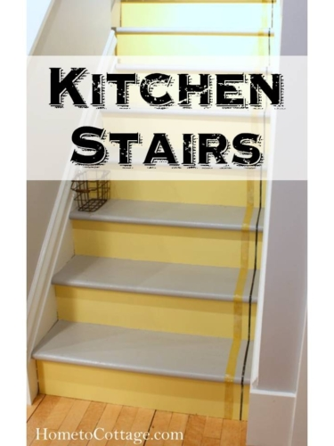SimpleDecoratingTips.com  Kitchen Stairs