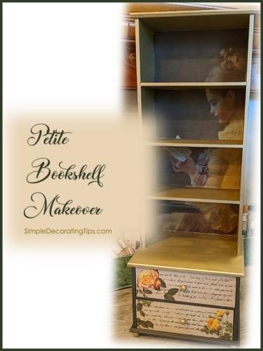Petite-Bookcase-Makeover