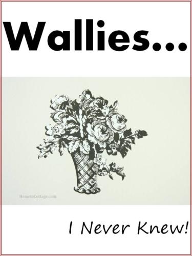 Wallies! I never knew SimpleDecoratingTips.com