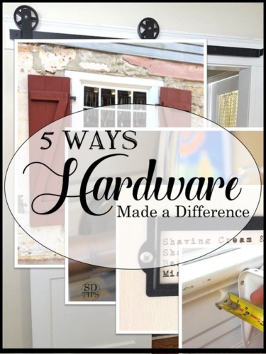Five Ways Hardware made a Difference