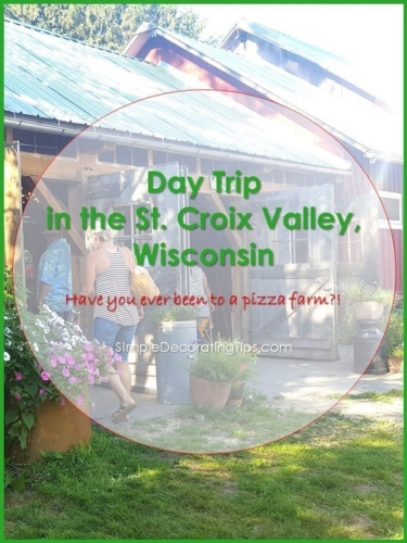 St. Croix Valley, Wisconsin Day Trip