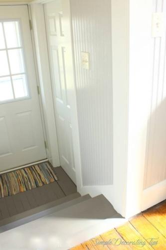 back entry re-do