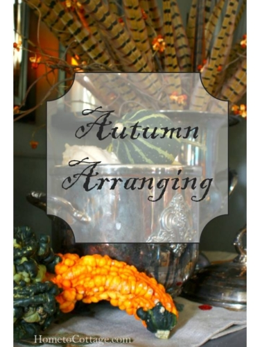 Autumn Arranging