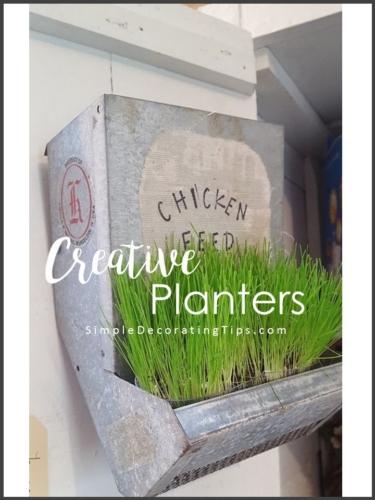 Creative-Planters