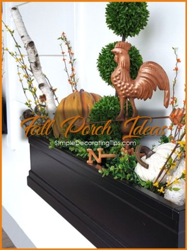 Fall Porch Ideas title page