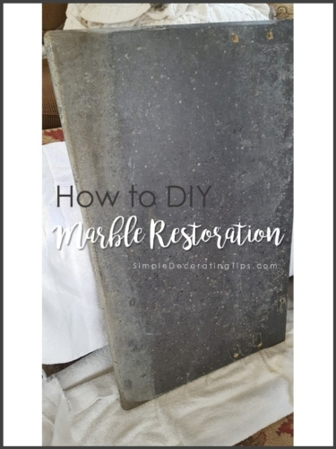 How to DIY Soapstone Restoration