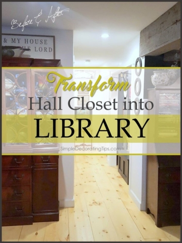 transform-hall-closet-into-library