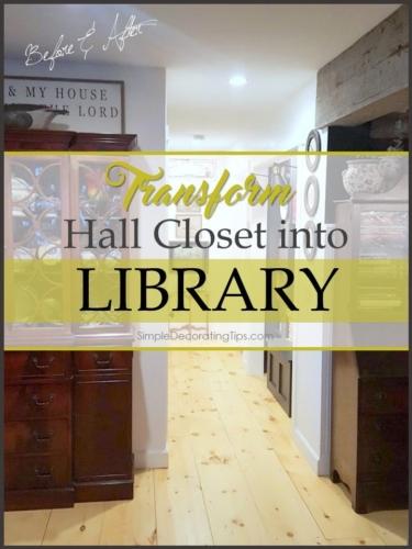 transform-hall-closet-into-library